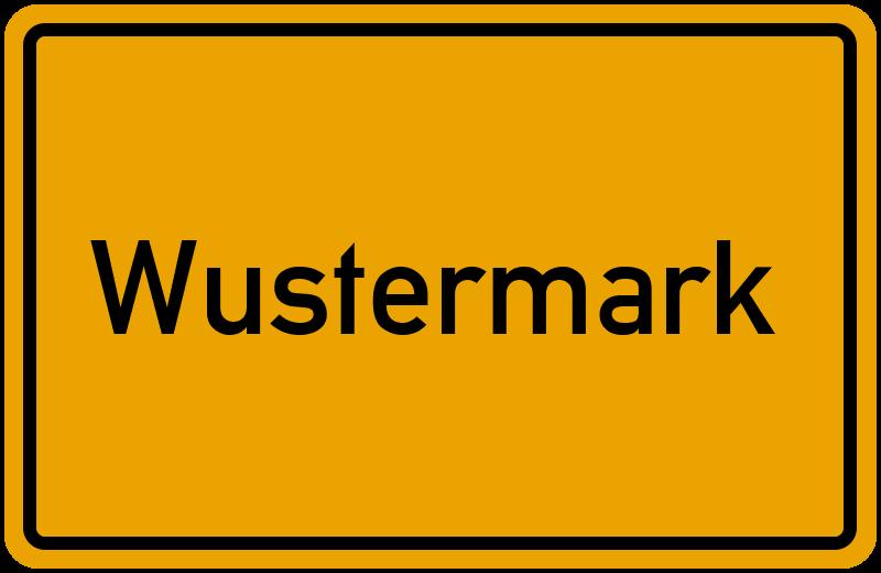 onlinestreet Branchenbuch für Wustermark