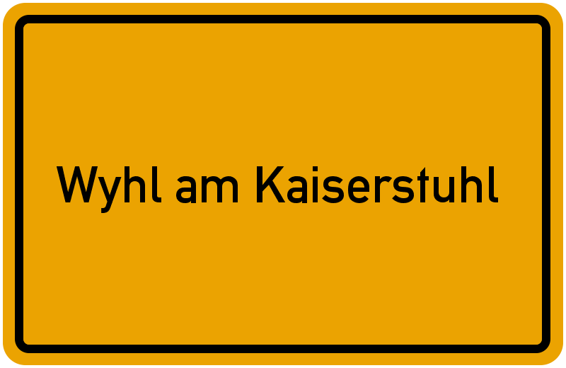 onlinestreet Branchenbuch für Wyhl am Kaiserstuhl
