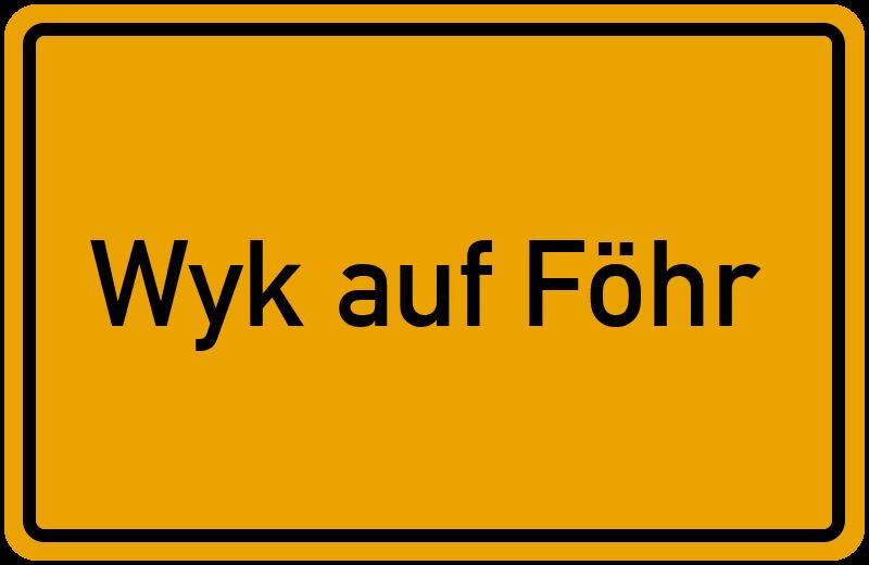 onlinestreet Branchenbuch für Wyk auf Föhr