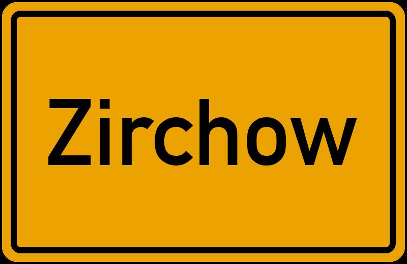 onlinestreet Branchenbuch für Zirchow