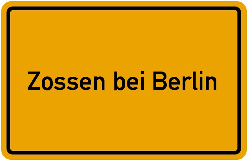 Ortsvorwahl 03377: Telefonnummer aus Zossen bei Berlin / Spam Anrufe
