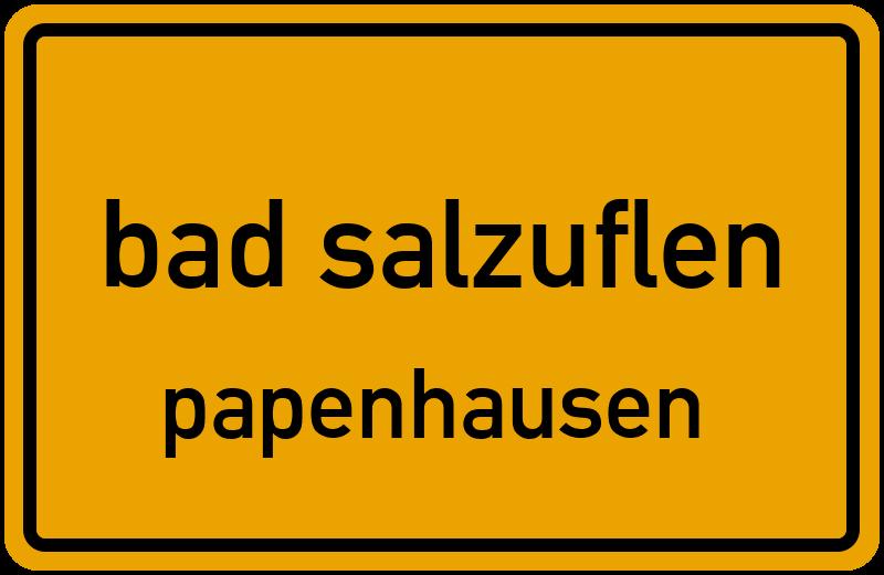Maritim Koeln Bad Salzuflen : Am Kahlen Berge in 32108 Bad Salzuflen Papenhausen (Nordrhein